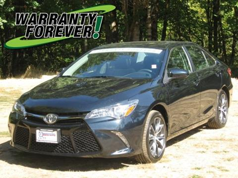 2015 Toyota Camry for sale in Shelton, WA