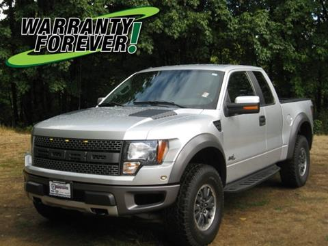 2011 Ford F-150 for sale in Shelton, WA