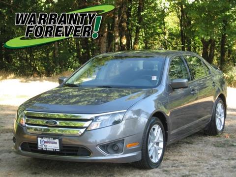 2012 Ford Fusion for sale in Shelton WA