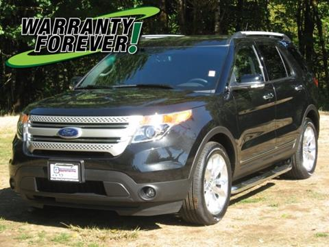 2015 Ford Explorer for sale in Shelton, WA