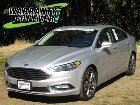 2017 Ford Fusion for sale in Shelton WA