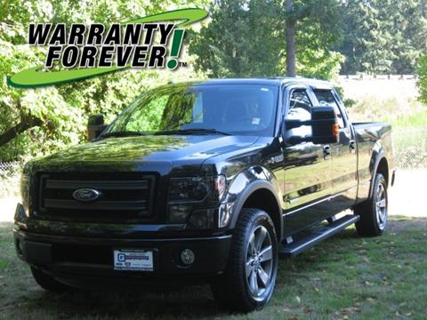 2013 Ford F-150 for sale in Shelton, WA