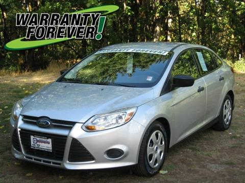 2012 Ford Focus for sale in Shelton, WA