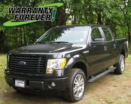 2014 Ford F-150 for sale in Shelton, WA