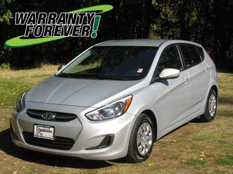 2016 Hyundai Accent for sale in Shelton WA