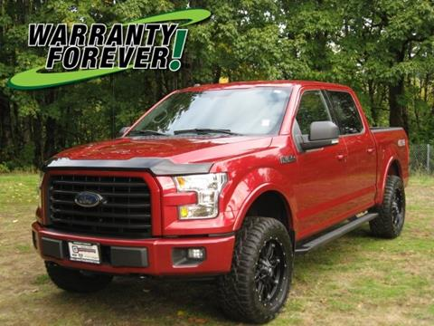 2016 Ford F-150 for sale in Shelton, WA