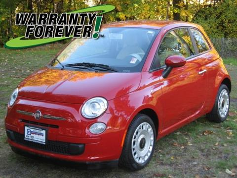 2013 FIAT 500 for sale in Shelton WA