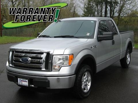 2012 Ford F-150 for sale in Shelton, WA