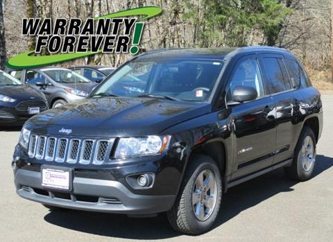 2014 Jeep Compass for sale in Shelton, WA