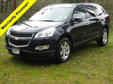 2012 Chevrolet Traverse for sale in Shelton, WA