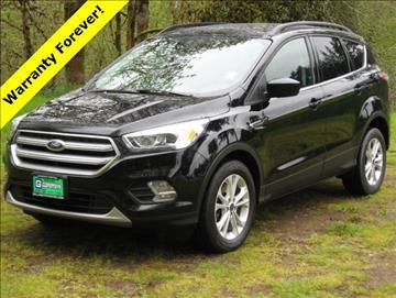 2017 Ford Escape for sale in Shelton, WA
