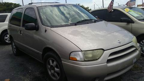 2002 Nissan Quest for sale in Hollywood, FL
