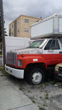 1993 GMC C6500 for sale at Trans Copacabana Auto Sales in Hollywood FL