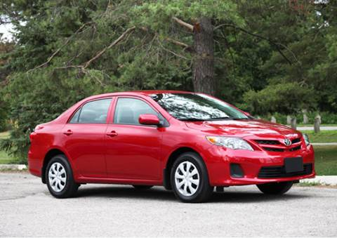 2013 Toyota Corolla for sale at Trans Copacabana Auto Sales in Hollywood FL