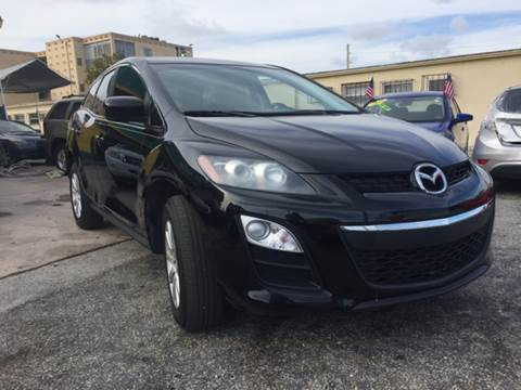 2012 Mazda CX-7 for sale at Trans Copacabana Auto Sales in Hollywood FL