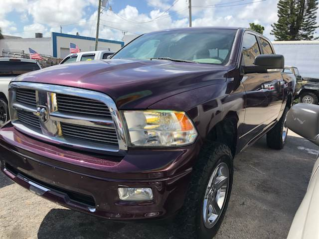 2012 RAM Ram Pickup 1500 for sale at Trans Copacabana Auto Sales in Hollywood FL