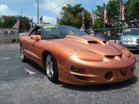 2000 Pontiac Trans Am for sale at Trans Copacabana Auto Sales in Hollywood FL
