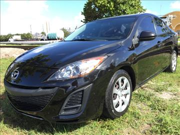 2011 Mazda MAZDA3 for sale at Trans Copacabana Auto Sales in Hollywood FL