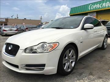 2009 Jaguar XF for sale at Trans Copacabana Auto Sales in Hollywood FL