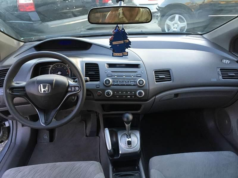 2006 Honda Civic LX 2dr Coupe w/Automatic In Hollywood FL - Trans ...