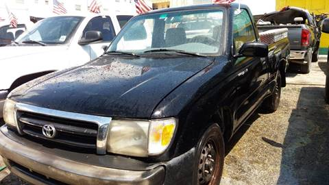 1999 Toyota Tacoma for sale in Hollywood, FL