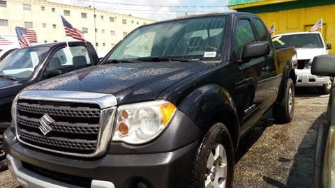 suzuki equator for sale - carsforsale