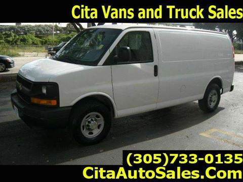 2008 Chevrolet Express Cargo for sale in Medley, FL