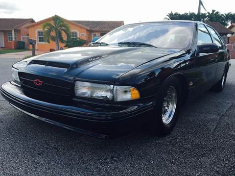 1996 Chevrolet Impala For Sale In Florida Carsforsale