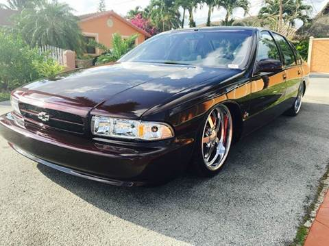 1996 chevrolet impala for sale in hawaii. Black Bedroom Furniture Sets. Home Design Ideas