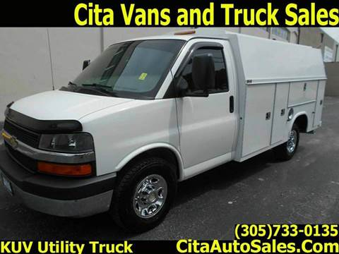 2011 Chevrolet Express Cutaway for sale at Cita Auto Sales in Medley FL