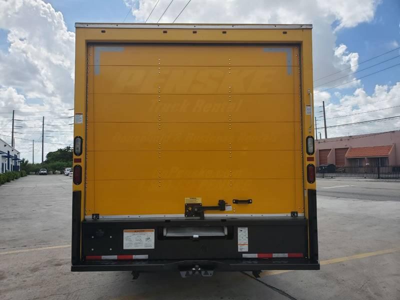 2015 Ford E350 16 Ft Box Truck Loading Ramp E-350 In Medley