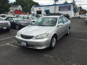 2006 Toyota Camry for sale at CMC Auto Wholesale in Lodi NJ