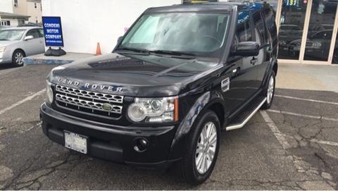 2010 Land Rover LR4 for sale in Lodi, NJ