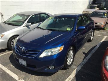 2011 Toyota Camry for sale at CMC Auto Wholesale in Lodi NJ