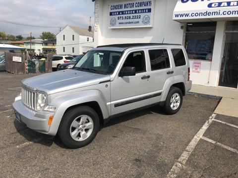 2009 Jeep Liberty for sale in Lodi, NJ