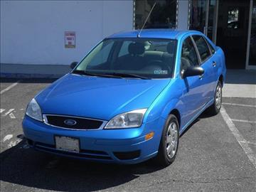 2007 Ford Focus for sale at CMC Auto Wholesale in Lodi NJ
