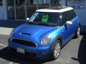 2011 MINI Cooper for sale at CMC Auto Wholesale in Lodi NJ