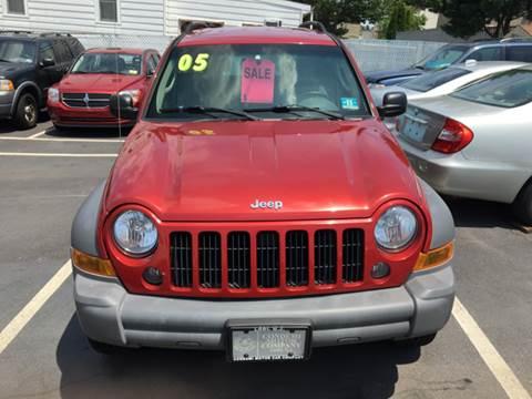 2005 Jeep Liberty for sale at CMC Auto Wholesale in Lodi NJ
