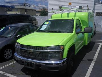 2008 Chevrolet Colorado for sale at CMC Auto Wholesale in Lodi NJ