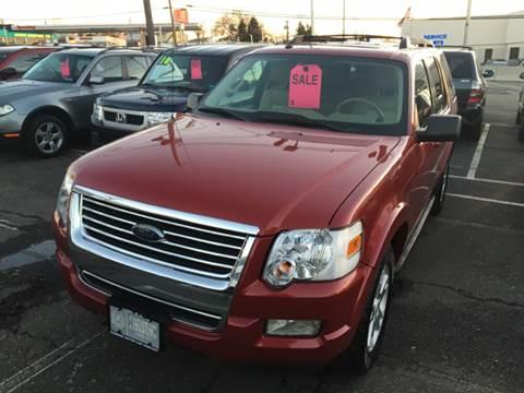2010 Ford Explorer for sale at CMC Auto Wholesale in Lodi NJ
