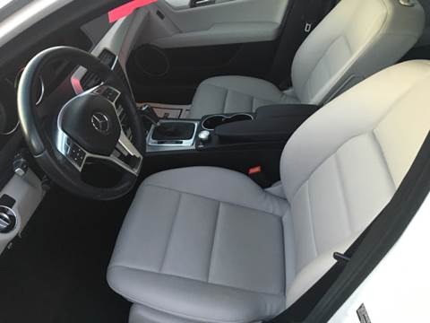 2014 Mercedes-Benz C-Class for sale at CMC Auto Wholesale in Lodi NJ