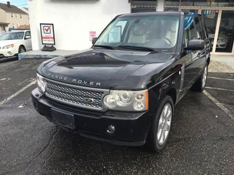 2007 Land Rover Range Rover for sale at CMC Auto Wholesale in Lodi NJ