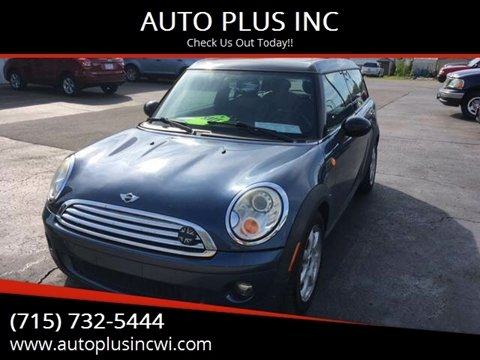 Mini Cooper Clubman For Sale In Marinette Wi Auto Plus Inc