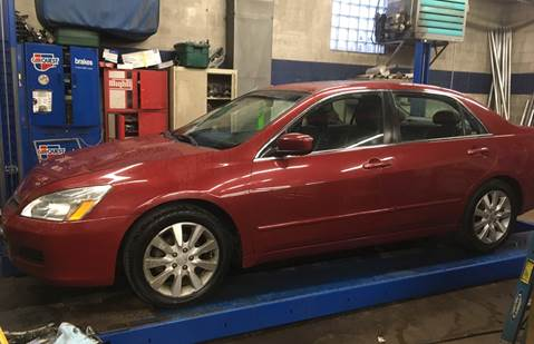 2007 Honda Accord for sale in Marinette, WI