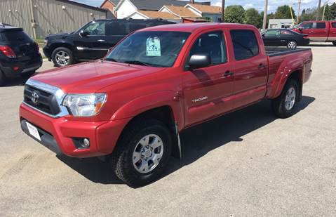 Trucks For Sale In Wi >> 2015 Toyota Tacoma For Sale In Marinette Wi