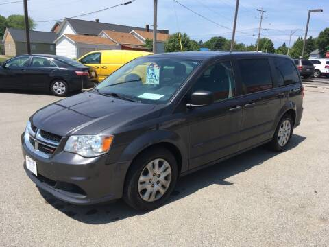 2016 Dodge Grand Caravan for sale at AUTO PLUS INC in Marinette WI