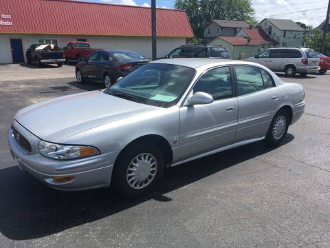 2001 Buick LeSabre for sale at AUTO PLUS INC in Marinette WI