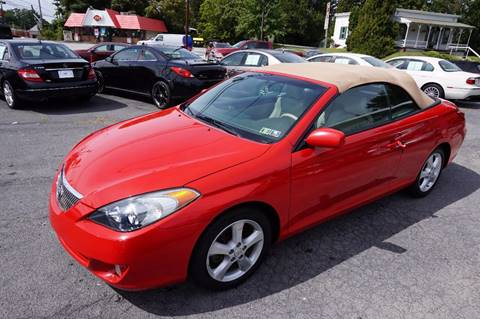 2006 Toyota Camry Solara for sale in Harrisburg, PA