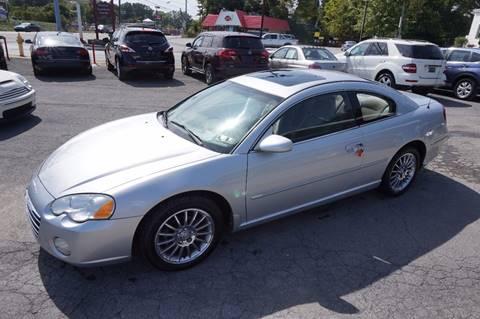 2003 Chrysler Sebring for sale in Harrisburg, PA