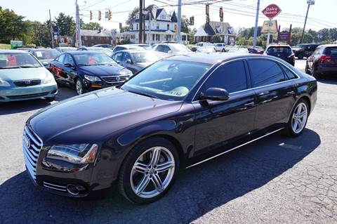 2011 Audi A8 L for sale in Harrisburg, PA